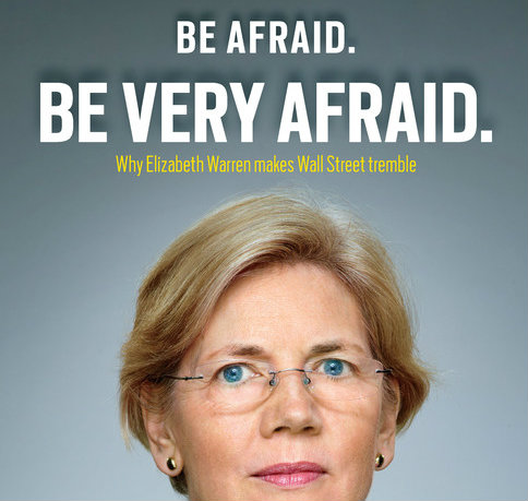 liz warren warning