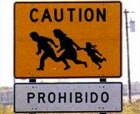 immigrant-crossing-sign