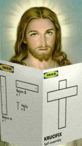 Ikea Jesus