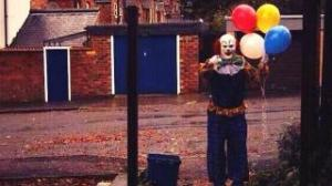 evil clown or northampton