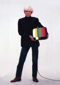 any warhol test pattern