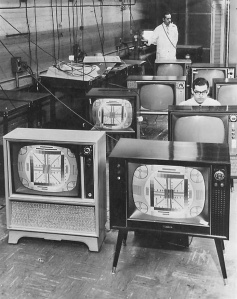Lester & Charlie's TV Test Pattern Research Laboratory