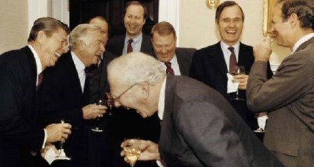 republicans laughing
