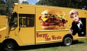 burger she wrote