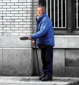kavanagh panhandling