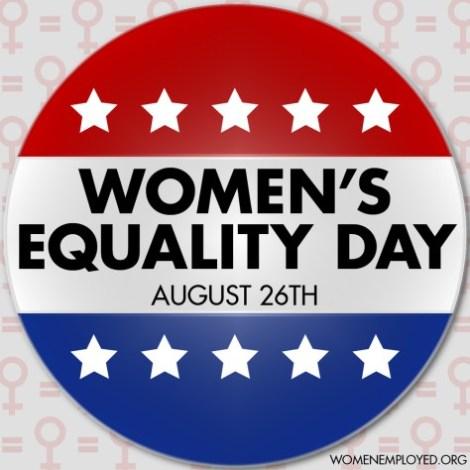 Happy Women's EqualityDay!