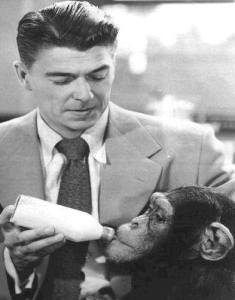 reagan-and-bonzo