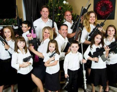 Fun Friday: NRA Family Conquers theXenomorphs